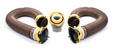 RV Swivel Sewer Hose Kit Fitting Extension 20 feet Revolution Camco 39625 Camper