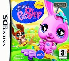 Littlest Pet Shop Garden Nintendo DS Used Refurbished Preowned Game NDS