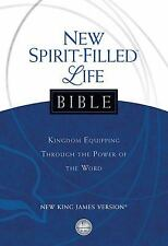 NKJV New Spirit-Filled Life Bible : Kingdom Equipping Through the Power of...