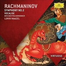 VIRTUOSO: Rachmaninov: Symphony No.2, Vocalise