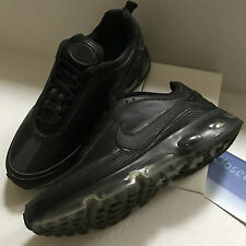 Nike Air Max 360 - Black Leather US Size 8