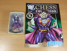 EAGLEMOSS DC CHESS COLLECTION 1ST EDITION NUMBER 44 BIZARRO