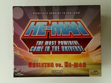 Motu Classics  SDCC Skeletor vs. He-man figures mini Masters of the Universe