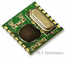 RF SOLUTIONS    ALPHA-RX433S    RF MODULE, RECEIVER, FSK, 433MHZ