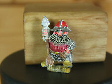 CLASSIC METAL 1980'S DWARF BOLT THROWER LOADER PAINTED (2914)