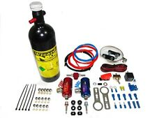 Wizards of NOS StreetBlaster SB25 Motorcycle Nitrous Oxide System WoN Bike Kit
