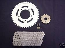 YAMAHA FZR1000 FZR NEW SPROCKET 16/47 & O-RING CHAIN SET/KIT 1987 1988 530 CONV.