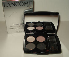 LANCOME COLOR DESIGN QUAD EYE SHADOW PALETTE ~ 302 Signature  Walk  ~ FULL SIZE