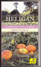THE LOST GARDENS OF HELIGAN - GARDENING SECRETS REVEALED - VHS PAL (UK) VIDEO