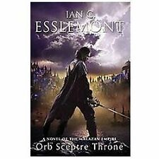 Orb Sceptre Throne: A Novel of the Malazan Empire (Novels of the Malaz-ExLibrary