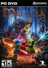 Magicka game PC GLOBAL download fast delivery NEW ACTION key STEAM