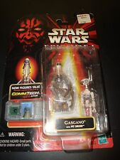 1998 Hasbro Gasgano W/ Pit Droid Star Wars Episode I Action Figure EX Condition
