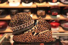 Hater Strapback Hat Leopard Print/Black Snakeskin/Big Chain snapback jordan 4 11