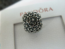 RARE RETIRED GENUINE PANDORA XL PERFECT POSIES CHARM -790868- IDEAL GIFT