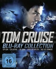 TOM CRUISE BLU-RAY COLLECTION 5 BLU-RAY NEU STEVEN SPIELBERG,TONY  SCOTT