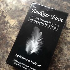 The Faulkner Tarot Deck (78 Card) BNIB RRP £24.99