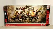 Transformers Platinum Edition Dinobots Grimlock Slug Slog SET G1 Colors