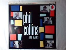 "PHIL COLLINS Two hearts 12"" GERMANY BUSTER COLONNA SONORA GENESIS ANNE DUDLEY"