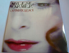 "MYLENE FARMER - CD SINGLE ""OPTIMISTIQUE-MOI"" - NEUF"