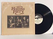 HOLLINS FERRY Private LP Vinyl ACID ARCHIVES Port City POWER POP fahey RAVYNS
