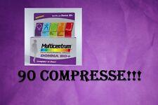 MULTICENTRUM DONNA 50+ 90 COMPRESSE integratore alimentare SPEDIZIONE ESPRESSA!!