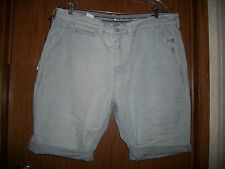 NWT BUFFALO DAVID BITTON CRAIG SLOUCH FIT SHORTS SIZE 36 Retails $79.00