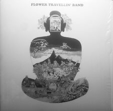 FLOWER TRAVELLIN' BAND - Satori LP - Japanese Heavy 70s Rock - GREAT ALBUM 180