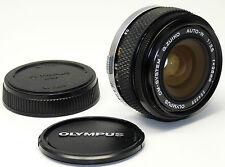 Olympus objectif G. zuiko auto-w 3,5/28 - 1:3,5 F = 28mm pour Olympus OM