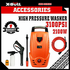 X-BULL 3100PSI High Pressure Washer Electric Water Cleaner Gurney Pump Hose