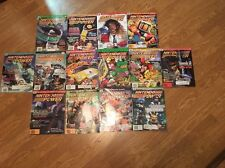 Lot of 14 NINTENDO POWER MAGAZINES Subscriber Issues
