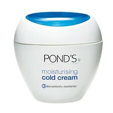 POND'S Moisturing Cold Cream Prevents Dry Skin by Leaving it Soft & Supple 100ML