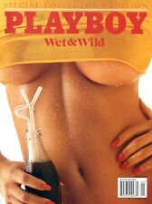 Playboy Magazine Special Collector's Edition - Wet & Wild