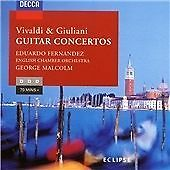 Favourite Guitar Concertos, Eduardo Fernandez, Very Good Condition