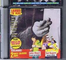 JIMI HENDRIX / JOHN MAYER / TED NUGENT CD TG 2003