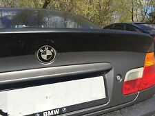 BMW E46 97-06 CSL style 2d boot trunk spoiler ducktail tuning lip rear m3 ci