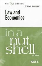 Law and Economics in a Nutshell, Harrison, Jeffrey, Acceptable Book