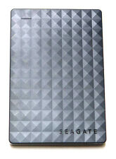 Seagate Expansion Portable Hard Drive ENCLOSURE USB 3.0 HDD Case Black 2.5""