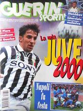 Guerin Sportivo n°39 1995  con film del campionato - Alex Del Piero  [GS47]