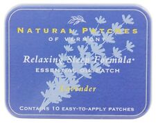 Natural Patches of Vermont - Relaxing Sleep Formula Essential Oil Body Patches