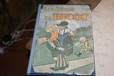 LIVRE ANCIEN BD LES FARCES DE BICOT HACHETTE 1929