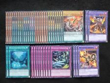 YU-GI-OH 45 CARD METALFOES DECK  *READY TO PLAY*