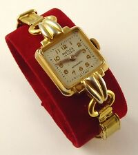 Vintage Ladies Ristlex Swiss Made Cocktail Watch (Needs Work) Layby Available