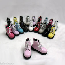Mimi Collection MSD DOC 1/4 Bjd Obitsu 60cm Doll Boots High Hill Shoes PINK
