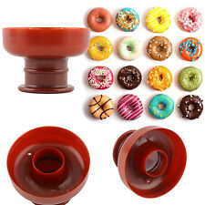 DIY Tool Donut Maker Cutter Mold Desserts Bakery Baking Cookie Mould Delightful