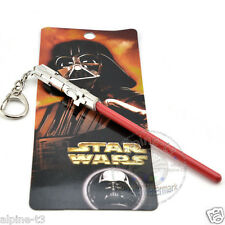 Star Wars Master Yoda Weapons Laser sword Metal Keychain Pendant Hangings Gifts