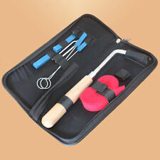 Piano Tuning Kit Tool Tune Pitch Hammer Rubber Key -I