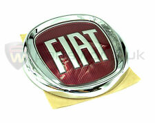 Fiat 500 & 500c Rear Tailgate / Trunk Badge 735565897 New & GENUINE Fiat