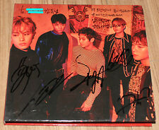 FTISLAND 6TH ALBUM Where's the Truth? REAL SIGNED AUTOGRAPHED K-POP PROMO CD #2