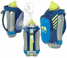 Nathan SpeedDraw Plus Water Bottle With Hand Strap- 18 fl.oz.