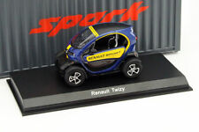 Spark SDC002 - RENAULT Twizy - RENAULT Sport - 2015  1/43